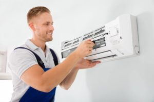 Benefits of using the ducted air conditioners