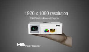 portable projectors review