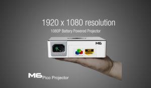portable projectors review