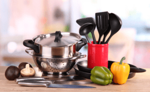 List of Kitchen Tools And Equipments