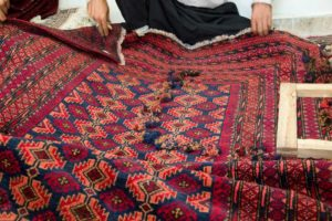 How to cleaned rugs & carpets
