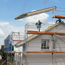Conditions of environment forcing scaffolding hire